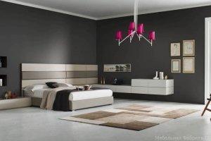 Спальный гарнитур 22 - Мебельная фабрика «Триана»