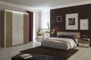 Спальный гарнитур 6 - Мебельная фабрика «Арт Мебель»