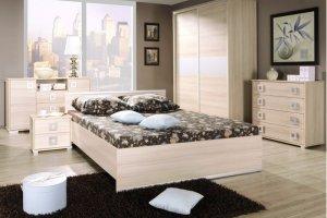 Спальный гарнитур 7 - Мебельная фабрика «Мебельный Квартал»