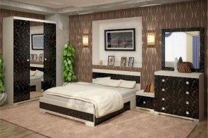 Спальный гарнитур 8 - Мебельная фабрика «Арт Мебель»