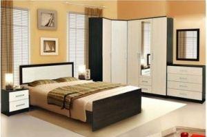 Спальный гарнитур 8 - Мебельная фабрика «Мебель Шик»