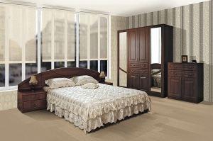 Спальный гарнитур Адам - Мебельная фабрика «КамиАл»