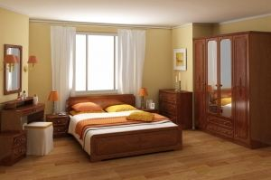 Спальный гарнитур Агния - Мебельная фабрика «КамиАл»