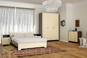 Спальный гарнитур Александра - Мебельная фабрика «Меон»