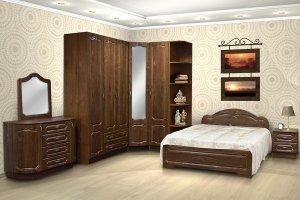 Спальный гарнитур Алмаз - Мебельная фабрика «КамиАл»