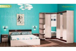 Спальный гарнитур Анедалусия - Мебельная фабрика «Алстром»