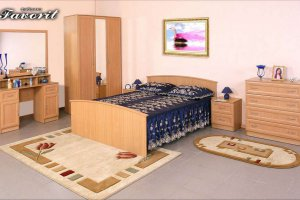 Спальный гарнитур Арина 3 - Мебельная фабрика «Фаворит»