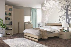 Спальный гарнитур АСТИ - Мебельная фабрика «Эстель»