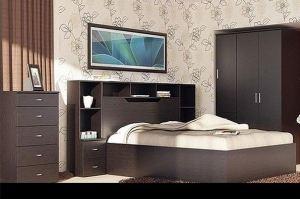Спальный гарнитур Атланта - Мебельная фабрика «ЛиО»