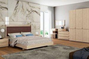 спальный гарнитур Азалия - Мебельная фабрика «АСМ-модуль»