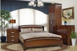 Спальный гарнитур Бали - Мебельная фабрика «Верба-Мебель»