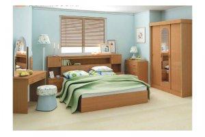 Спальный гарнитур Бася - Мебельная фабрика «VLAST»