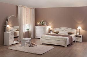 Спальный гарнитур Белла - Мебельная фабрика «Люкс-С»