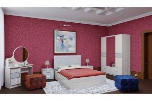 Спальный гарнитур Белла 5 - Мебельная фабрика «МИГ»