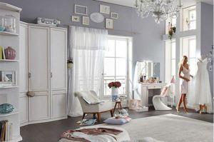 Спальный гарнитур Белладжио - Мебельная фабрика «Лазурит»