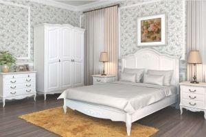 Спальный гарнитур Belverom - Мебельная фабрика «Альянс 21 век»