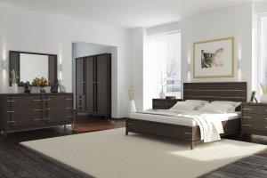 Спальный гарнитур  Бостон - Мебельная фабрика «Вилейская мебельная фабрика»