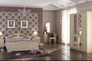 Спальный гарнитур Божена - Мебельная фабрика «КамиАл»