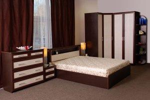 Спальный гарнитур Браво 2 - Мебельная фабрика «СКБ»