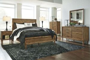 Спальный гарнитур Broshtan Ashley - Импортёр мебели «MK Furniture»