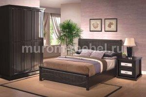 Спальный гарнитур Бруклин - Мебельная фабрика «Муром-мебель»