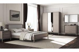 Спальный гарнитур Брюгге - Мебельная фабрика «Вилейская мебельная фабрика»