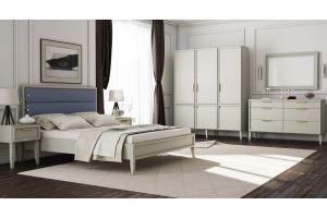 Спальный гарнитур Чарли - Мебельная фабрика «Вилейская мебельная фабрика»