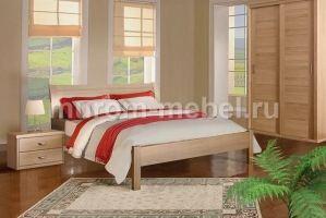 Спальный гарнитур Даллас - Мебельная фабрика «Муром-мебель»