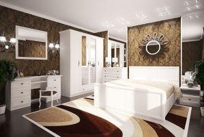 Спальный гарнитур Данте - Мебельная фабрика «Речицадрев»