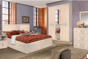 Спальный гарнитур Джина - Мебельная фабрика «Мечта»