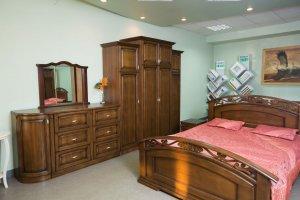 Спальный гарнитур Джулия - Мебельная фабрика «Леспром»