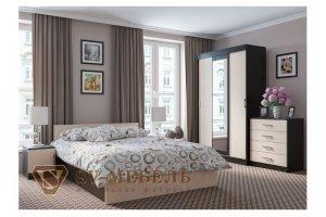 Спальный гарнитур Эдем-5 - Мебельная фабрика «Северная Двина»