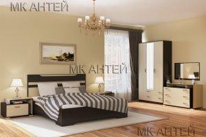 Спальный гарнитур Елена - Мебельная фабрика «Антей»