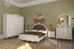 Спальный гарнитур Елизавета - Мебельная фабрика «Сомово-мебель»