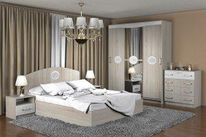 Спальный гарнитур модульный Элла - Мебельная фабрика «А-Элита»