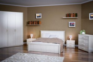 Спальный гарнитур Эллада - Мебельная фабрика «Империя»