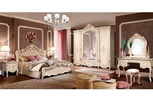 Спальный гарнитур Эмили 4Д - Мебельная фабрика «Слониммебель»