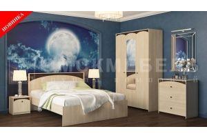 Спальный гарнитур Ева - Мебельная фабрика «Омскмебель»