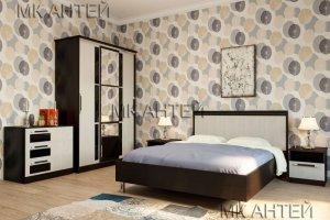 Комплект для спальни Европа - Мебельная фабрика «Антей»