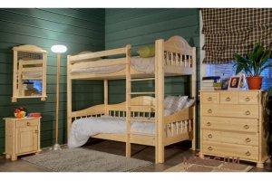 Спальный гарнитур Фея для детской комнаты - Мебельная фабрика «МЭБЕЛИ»