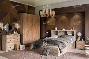 Спальный гарнитур Флорида - Мебельная фабрика «Вестра»
