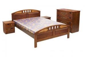 Спальный гарнитур Галатея - Мебельная фабрика «ШиковМебель»
