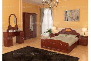 Спальный гарнитур Гармония 2 - Мебельная фабрика «Натали»