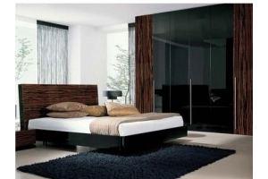 Спальный гарнитур глянец СП023 - Мебельная фабрика «La Ko Sta»
