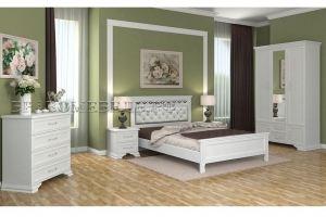 Спальный гарнитур Грация-1 - Мебельная фабрика «Bravo Мебель»