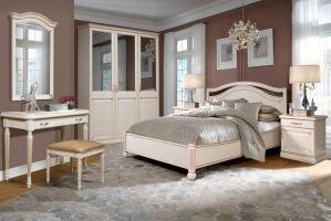 Спальный гарнитур Грация - Мебельная фабрика «ЯВИД»
