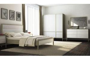 Спальный гарнитур Хитроу - Мебельная фабрика «Вилейская мебельная фабрика»