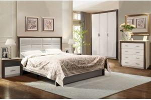 Спальный гарнитур Итэлия - Мебельная фабрика «Речицадрев»