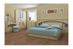 Спальный гарнитур Камелия - Мебельная фабрика «VLAST»