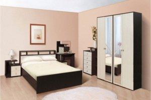 Спальный гарнитур Камелия - Мебельная фабрика «Профи»